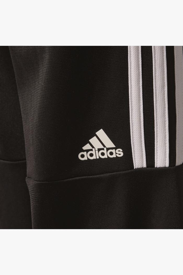 adidas Performance Train Jungen Trainingsanzug in schwarz
