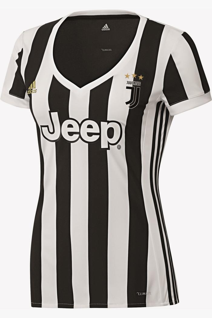 Juventus Turin Home Replica maglia da calcio donna