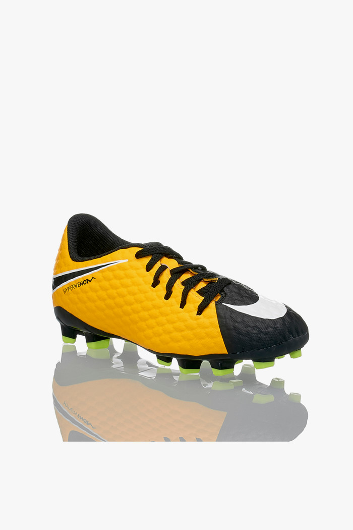 save off c92a2 e3370 Nike Hypervenom Phelon III FG chaussure de football enfants