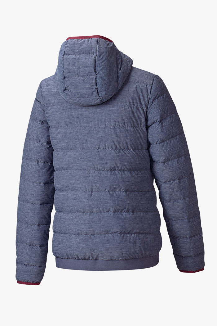 san francisco 3c8ff a5cf1 Damen Daunenjacke in blau - 46 Nord | online kaufen