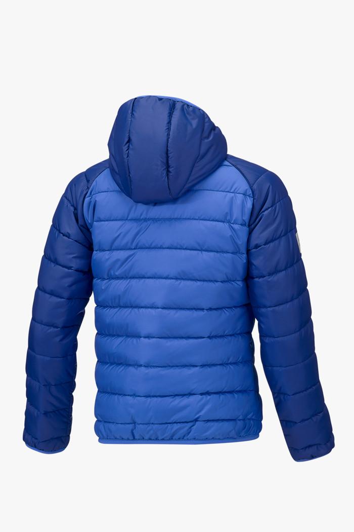 new concept 07ab5 4ba5c Zenon Kinder Jacke in blau - Jack Wolfskin   online kaufen