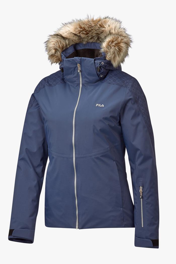 molto carino 8f670 0c4e3 Comprare giacca da sci donna in blu scuro di Fila nel shop ...