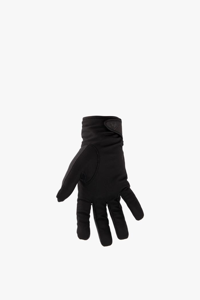 a018947ff0ecb3 Merino Liner Damen Handschuh in schwarz - Snowlife | online kaufen