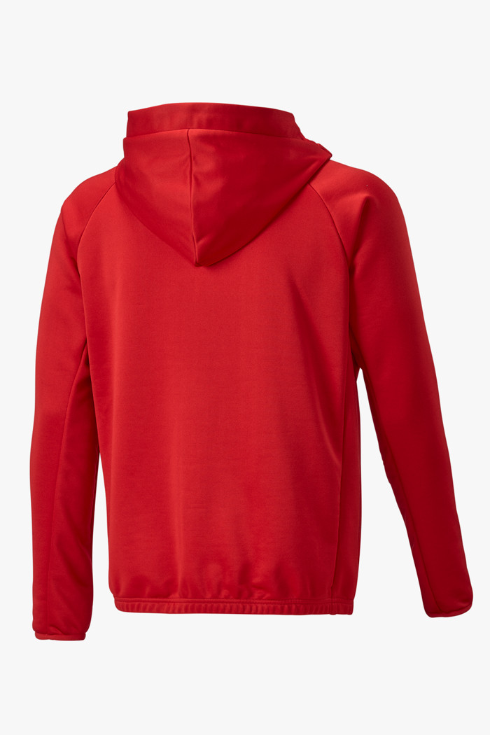 Descente Herren Zip Hoodie in rot sichern | Ochsner Sport