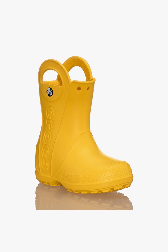 Crocs Gummistiefel HANDLE IT in gelb