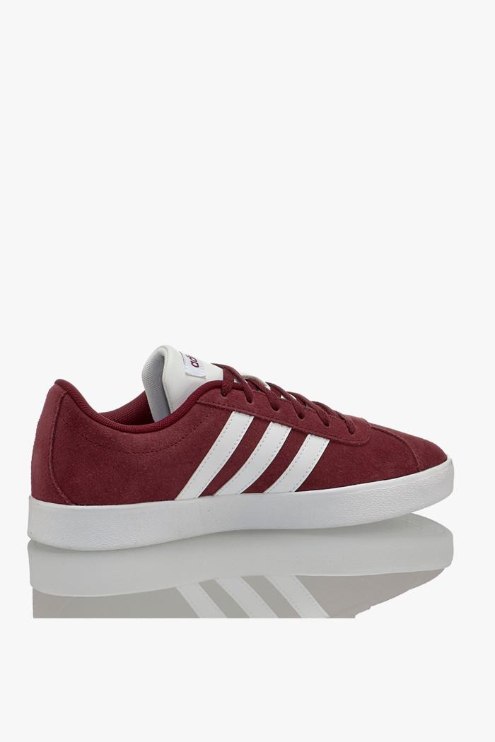f4917c07f83 VL COURT 2.0 K Kinder Sneaker in bordeaux - adidas Sport inspired ...