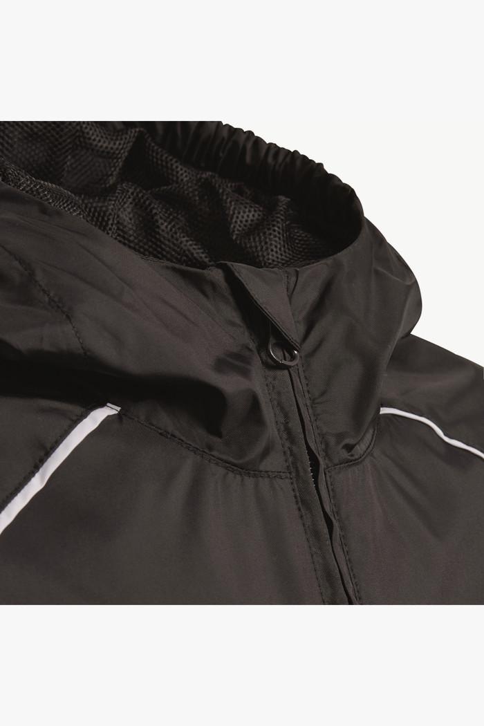 Core 18 Kinder Jacke in schwarz adidas Performance