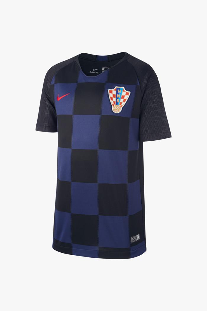 coupon codes classic fit lowest price Kroatien Away Replica Kinder Fussballtrikot