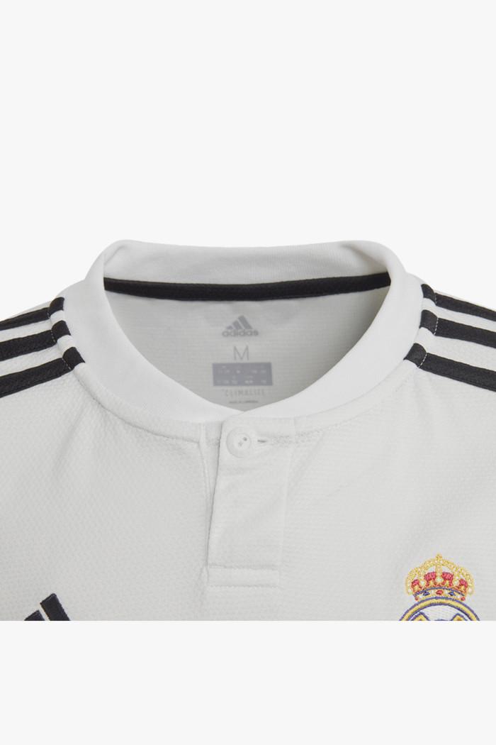Real Madrid Home Replica Kinder Fussballtrikot in weiß