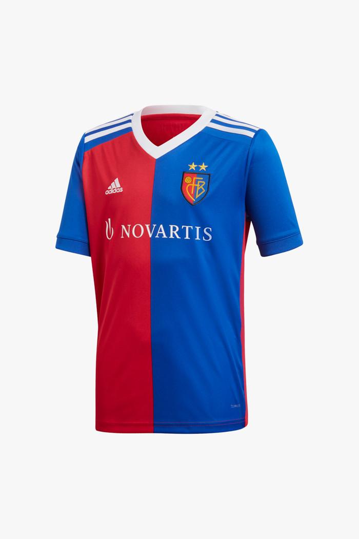 FC Basel Home Replica maglia da calcio bambini