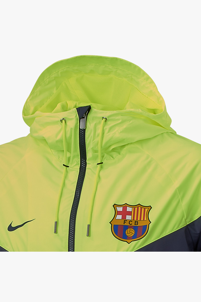 FC Barcelona Windrunner Herren Trainingsjacke in blau Nike