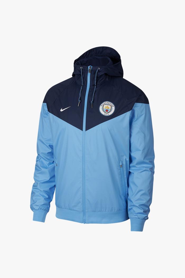 Manchester City Windrunner Herren Trainingsjacke