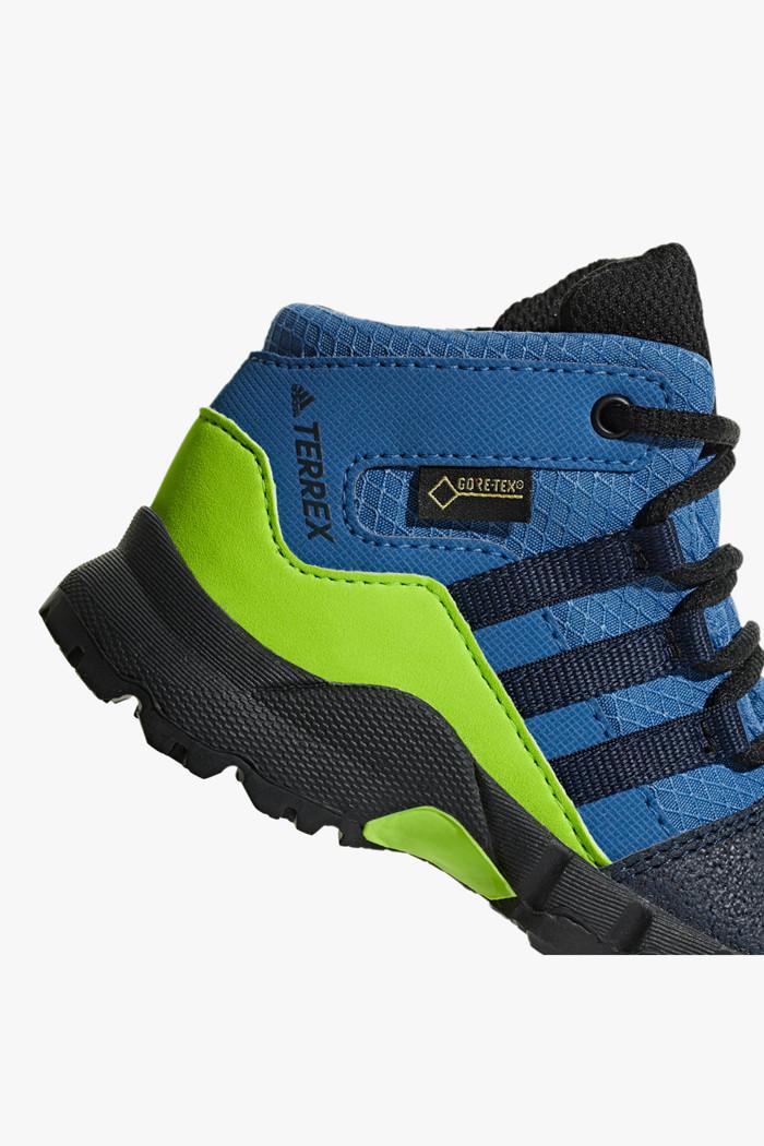 top quality new styles buy good Terrex Mid Gore-Tex® Kinder Wanderschuh in blau - adidas ...
