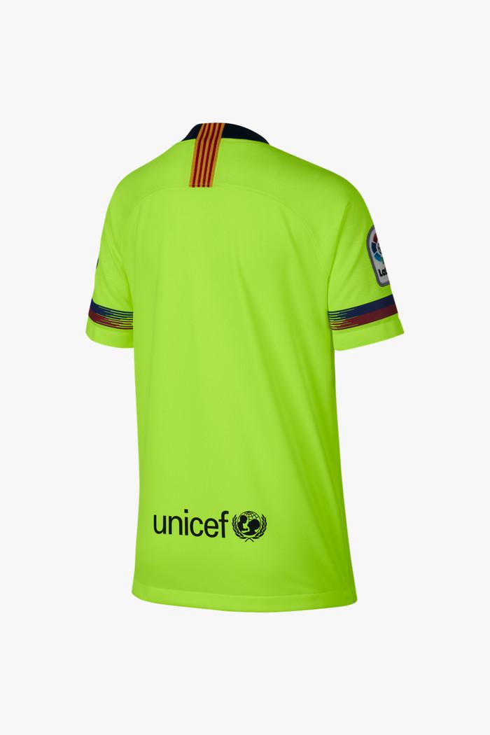 4bb6deadf85 Nike FC Barcelona Away Replica maglia da calcio bambini