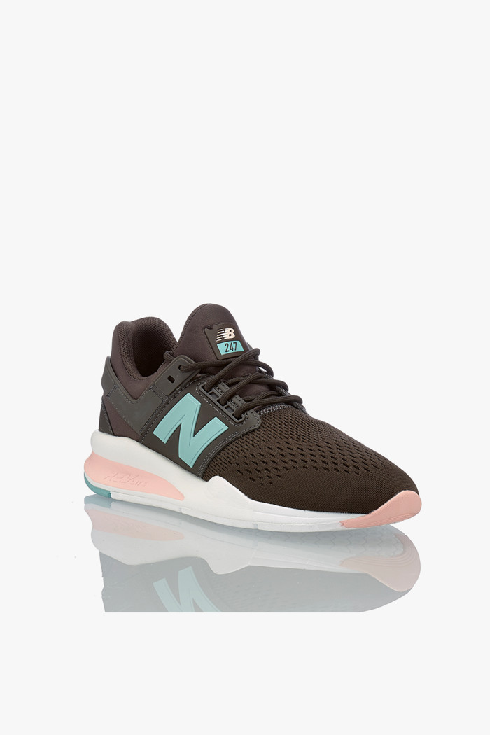 new balance 247 damen braun