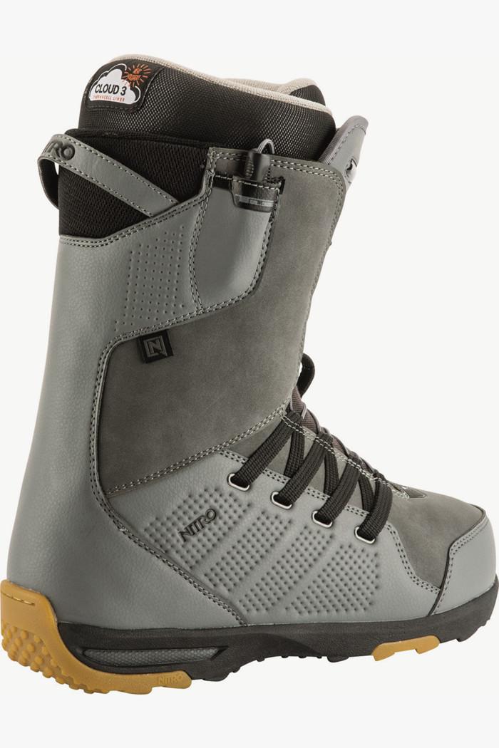 promo code dcc41 b2dd7 Thunder TLS scarpe da snowboard uomo