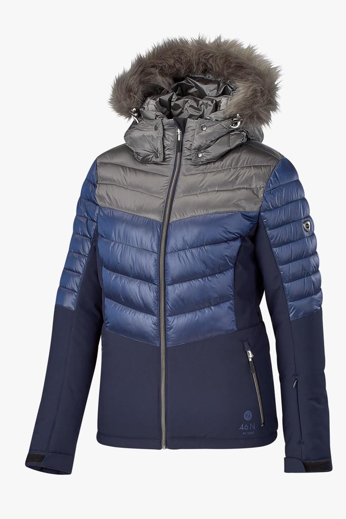 Outlet-Store starke verpackung heiß-verkauf freiheit Damen Skijacke in blau - 46 Nord | online kaufen