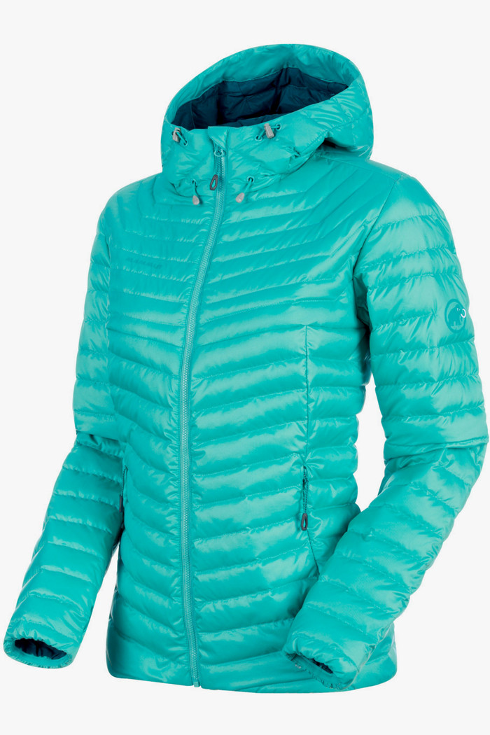 detailed look c345d 27afe Convey IN Damen Daunenjacke in mint - Mammut | online kaufen