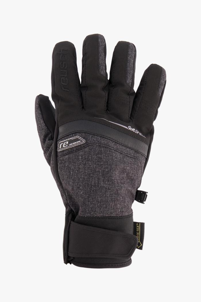 56a634b1851f4 Acheter à prix avantageux Bruce Gore-Tex® gant de ski hommes en noir ...