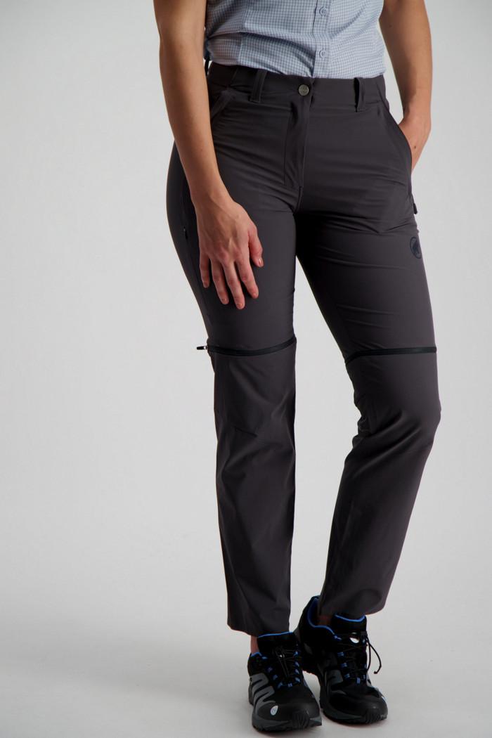 heißer verkauf authentisch Wählen Sie für offizielle modischer Stil Runbold Zip Off Kurzgrösse Damen Wanderhose   Outdoorhosen ...