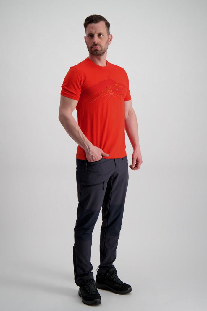 Icebreaker Spector Seven Summits Merino T-Shirt Homme