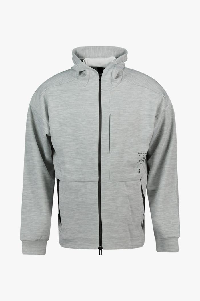 1096311daf ID Sweat giacca della tuta uomo