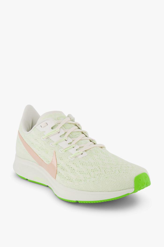 Nike Air Zoom Pegasus 36 Damen Laufschuh in beige sichern
