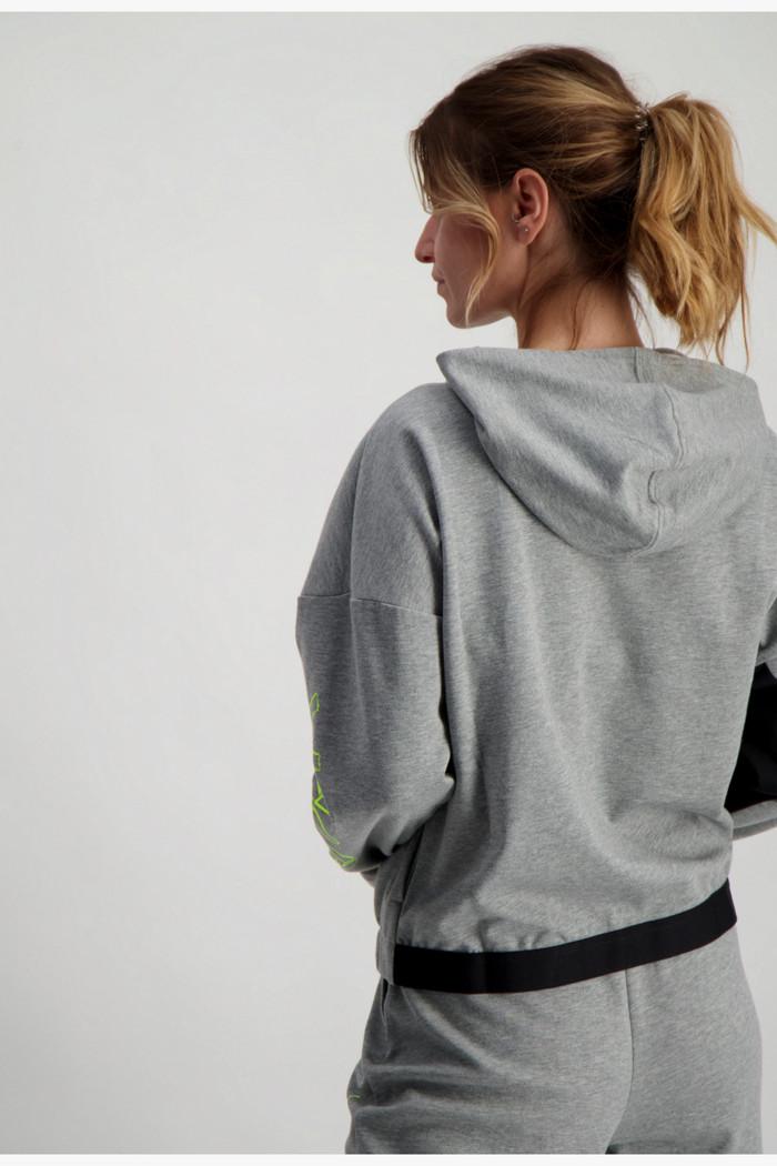 Puma HIT Feel It Sweat Damen Trainingsjacke in S günstig bei