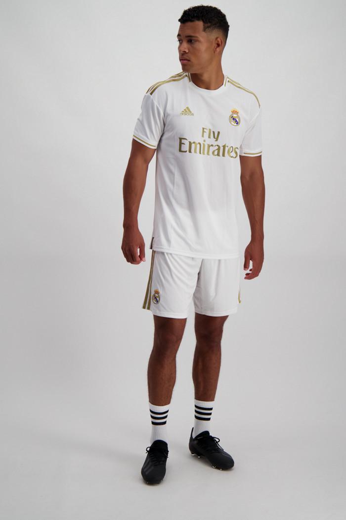 Real Madrid Home Replica Herren Short   Real Madrid