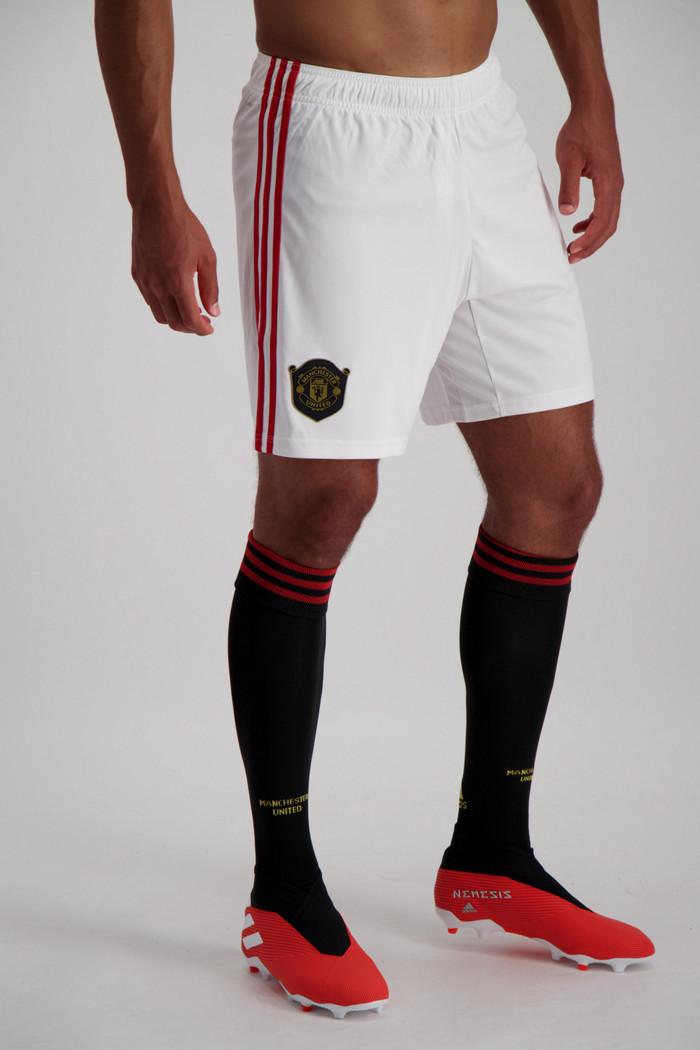 Manchester United Home Replica Herren Short | adidas