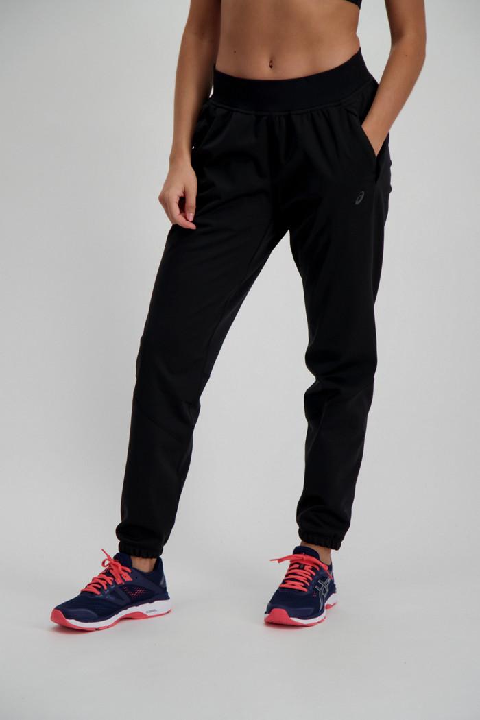 Demix Damen Laufhose in schwarz sichern | Ochsner Sport