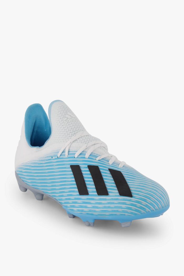 adidas Predator 19.1 FG Kinderfussballschuh blauschwarz