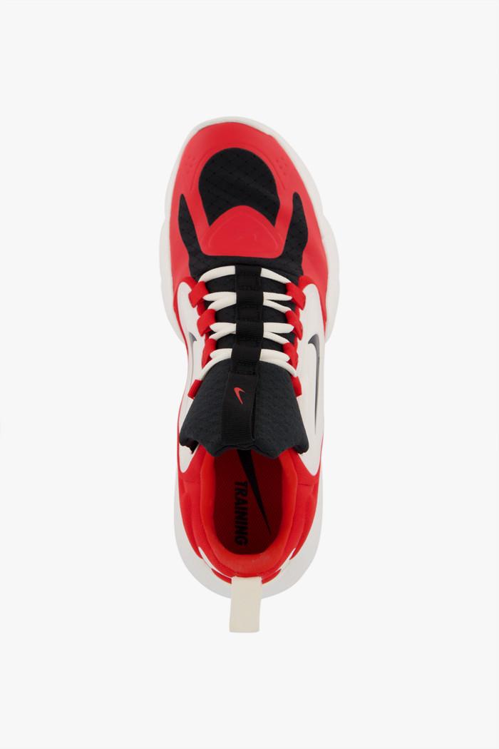 Nike Air Max Alpha Savage Herren Fitnessschuh in weiß rot