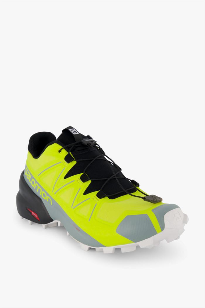 Salomon Speedcross 5 Herren Trailrunningschuh in gelb