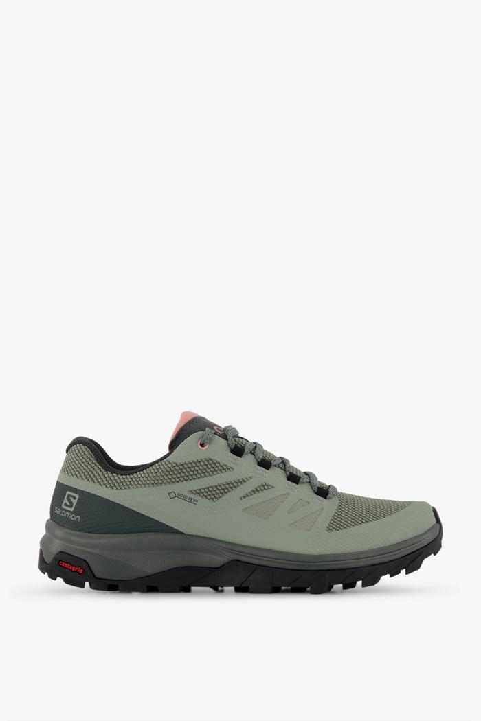 nouveau produit f6a27 b1d6b Outline Gore-Tex® chaussures multifonctions femmes | Salomon ...