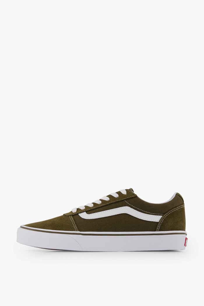 Vans Ward Old Skool Suede Herren Sneaker in olive sichern