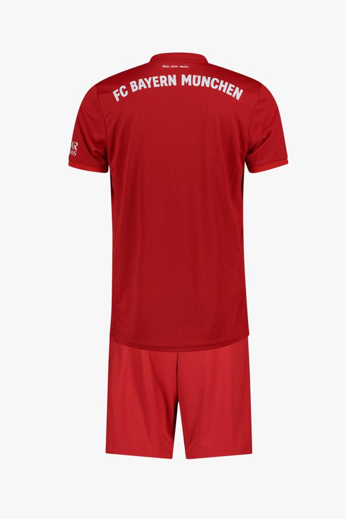 FC Bayern München Home Replica Kinder Fussballset