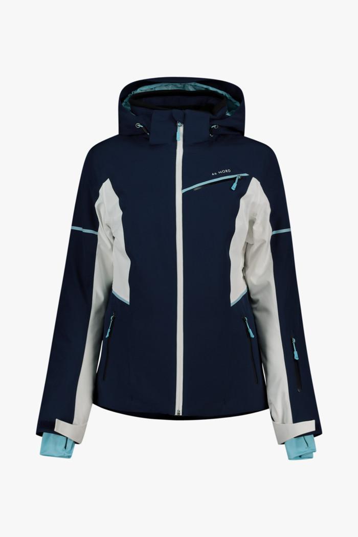 neu authentisch ankommen klassischer Stil damen skijacke 46