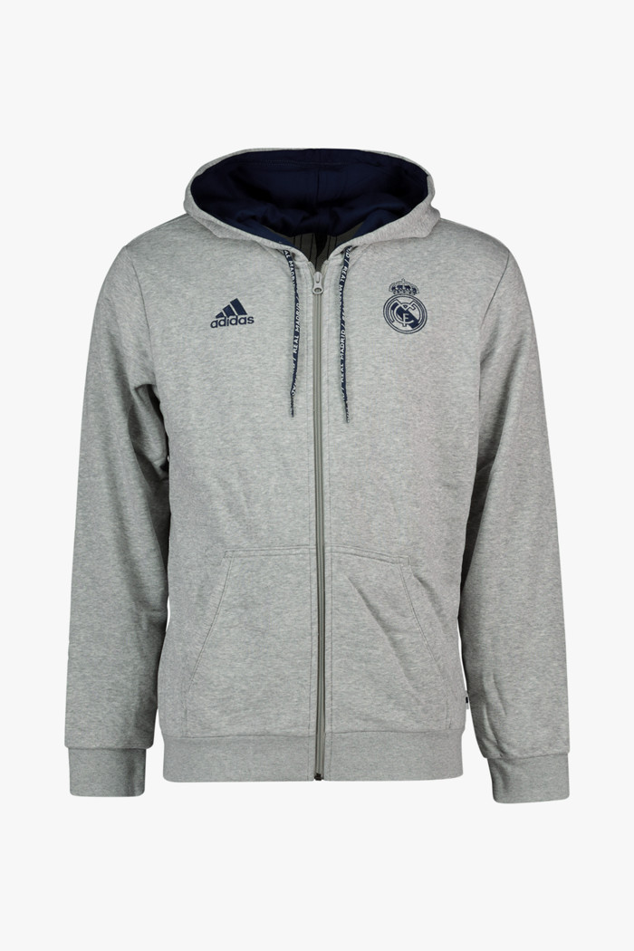 adidas Performance Real Madrid Herren Hoodie in grau sichern