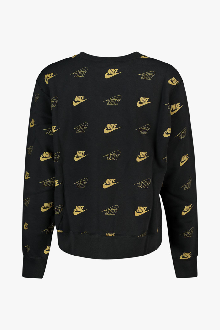 Nike Sportswear Shine Damen Hoodie in schwarz sichern