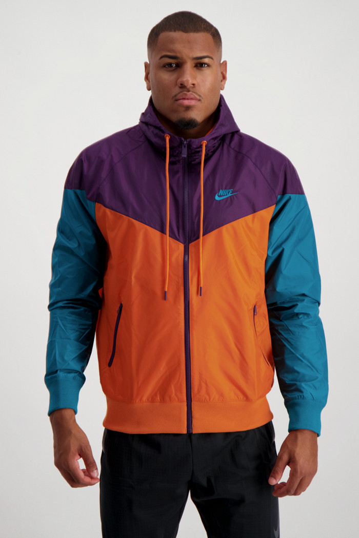 nike trainingsjacke orange
