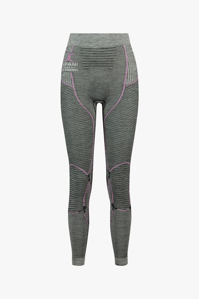 X-Bionic Radiactor Evo Pantaloni Lunghi Sportivi da Donna