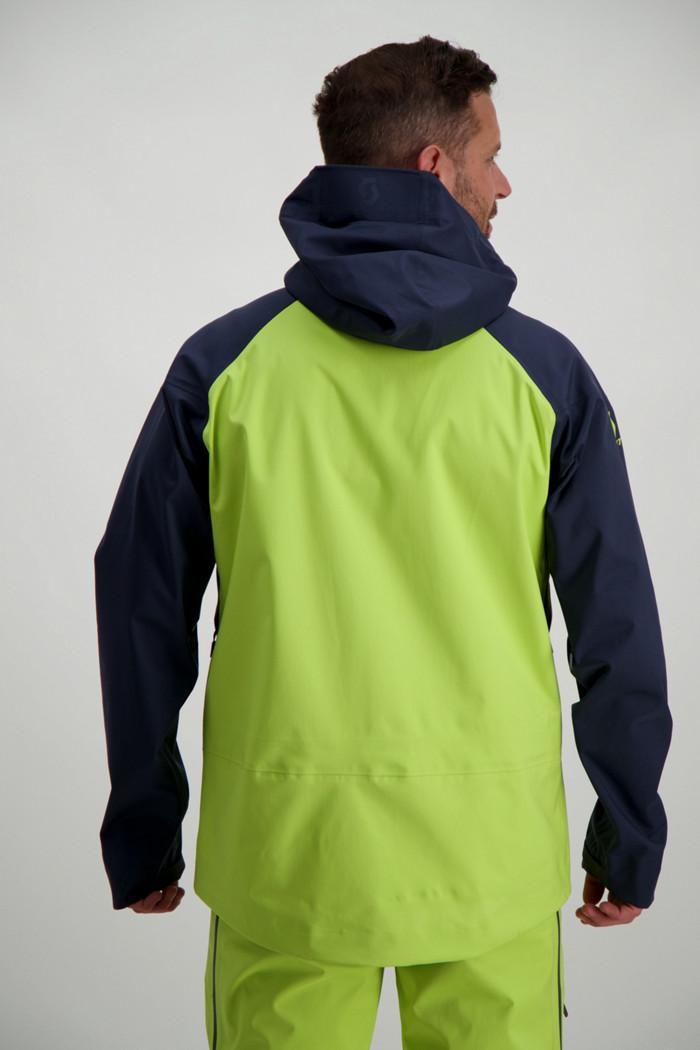 scott skijacke herren