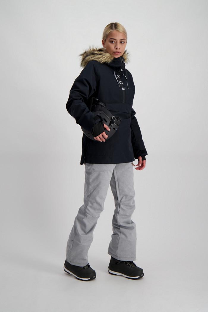 Roxy Shelter Damen Snowboardjacke in schwarz sichern