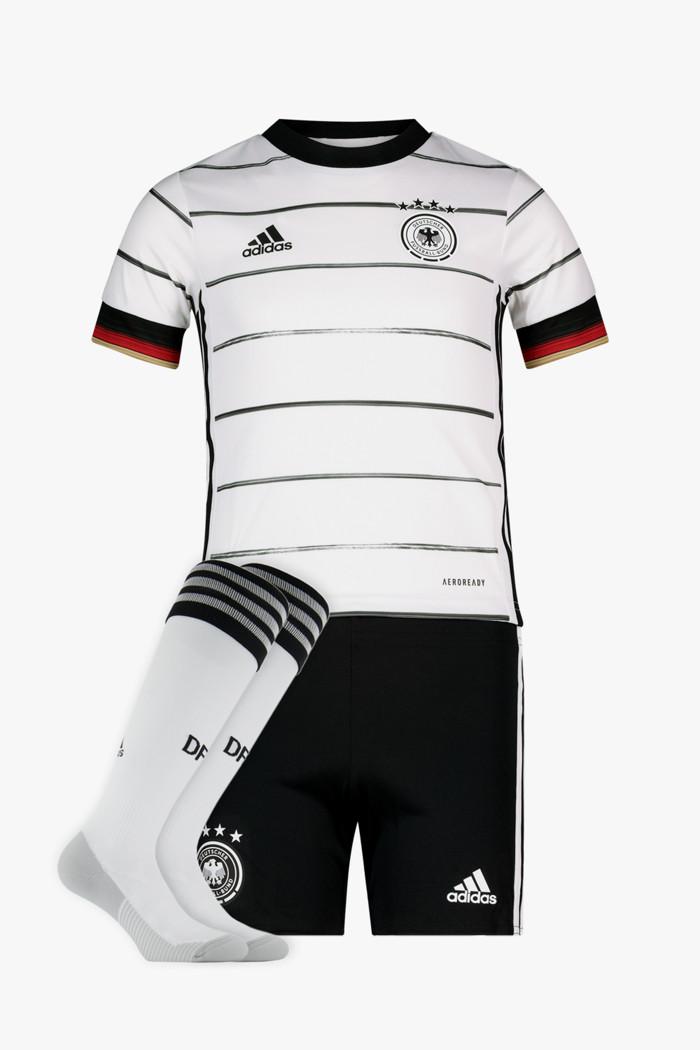 brillo de color hermosa y encantadora Donde comprar adidas Performance Allemagne Home Replica Mini kit de football ...