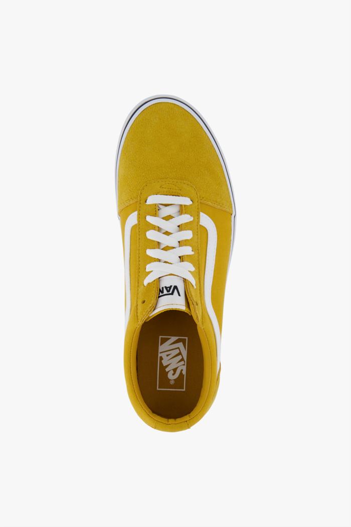 Vans Ward Old Skool Suede Herren Sneaker in gelb sichern