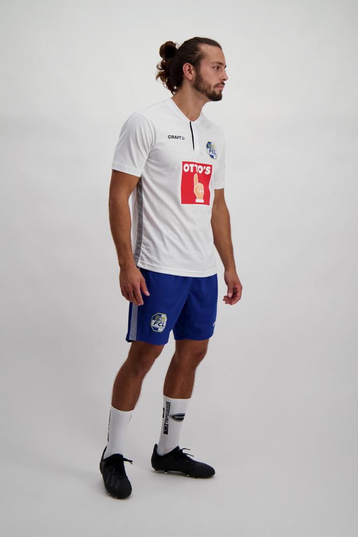 FC Luzern Home Replica Herren Short | Fussballhosen