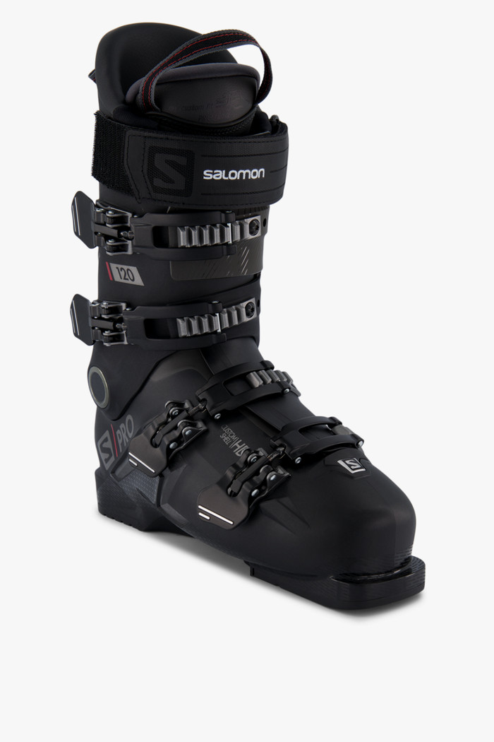Salomon SPro 120 Herren Skischuh in schwarz sichern
