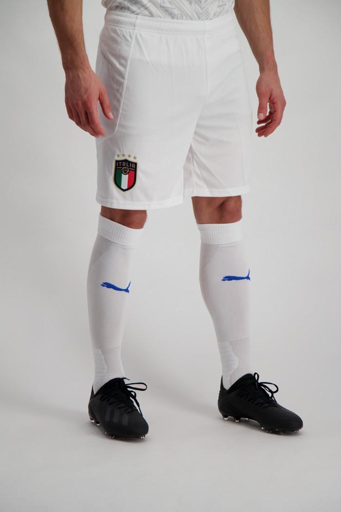 Puma Italien HomeAway Replica Herren Short in weiß sichern
