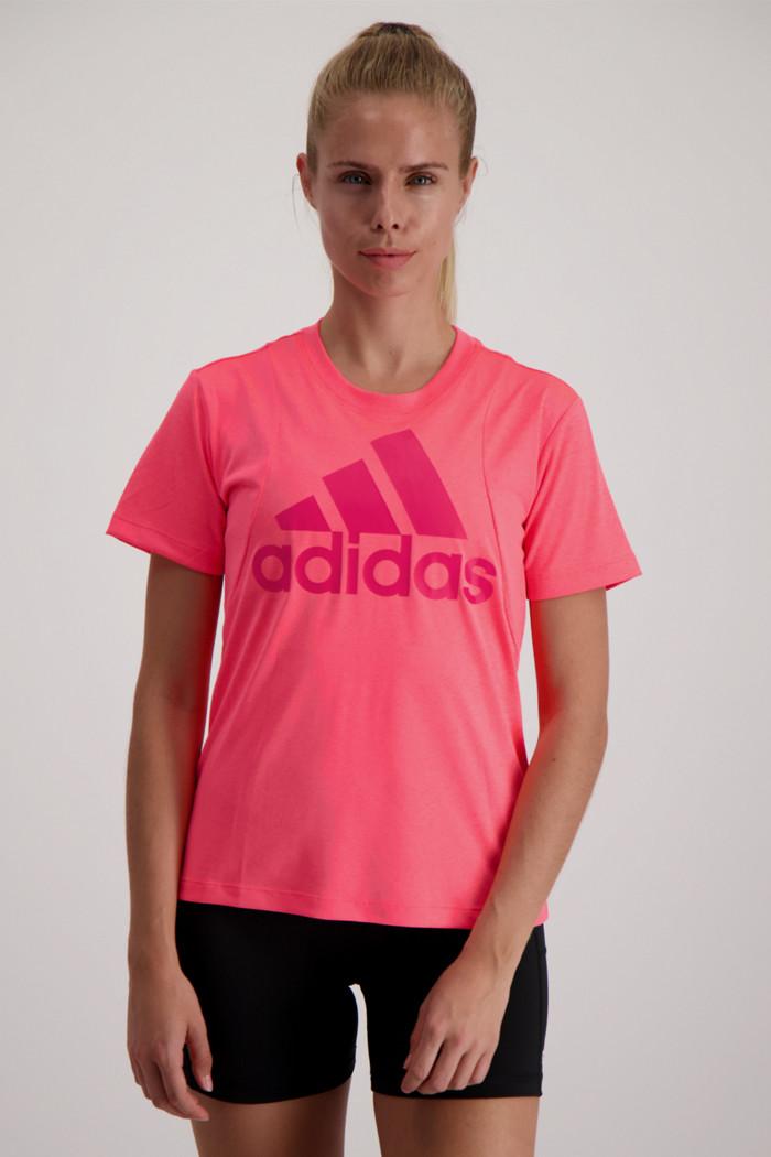 Badge of Sport Logo t-shirt femmes